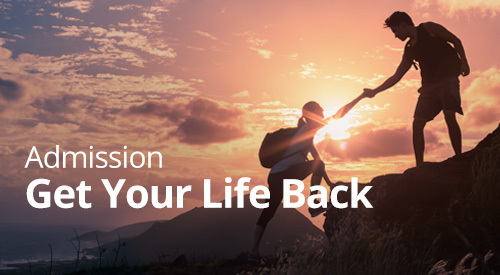 Traumatic Stress Recovery Program Admission