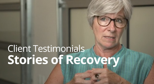 Traumatic Stress Recovery Program Testimonials